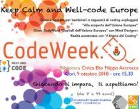 """""""English Corner"""" & """"Keep Calm and Well – Code Europe"""". Due nuove iniziative alla Biblioteca comunale di Cori"""