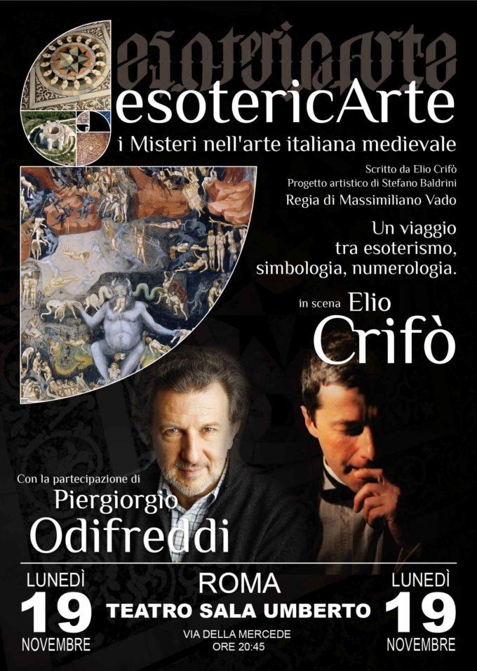 """EsotericArte""  I MISTERI DELL'ARTE ITALIANA MEDIEVALE"