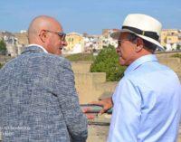 L'Ambasciatore degli Stati Uniti in Italia, in visita al Parco Archeologico di Ercolano