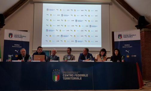 """""""Il Centro Federale Territoriale della Figc, un'opportunità unica per Monte Compatri e i Castelli Romani"""""""