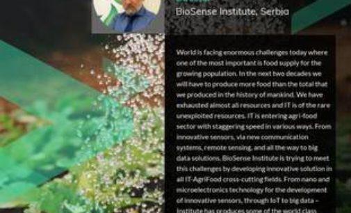 Robotica e sensori per l'agricoltura del futuro