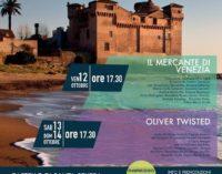 Nel Castello di Santa Severa due spettacoli di Leonardo Ferrari Carissimi