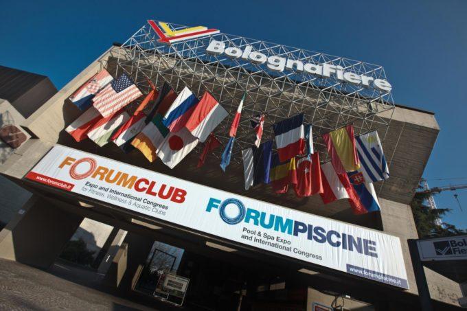 Il Quartiere fieristico di Bologna ospiterà ForumClub e ForumPiscine