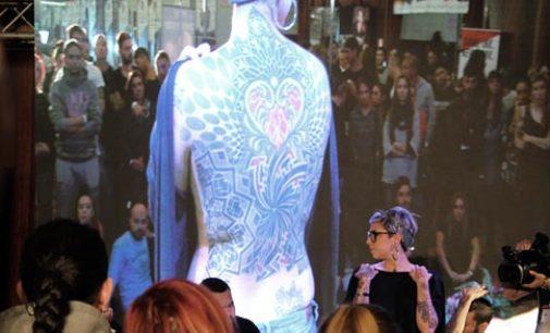 I Big mondiali del tatuaggio si riuniscono a Venezia