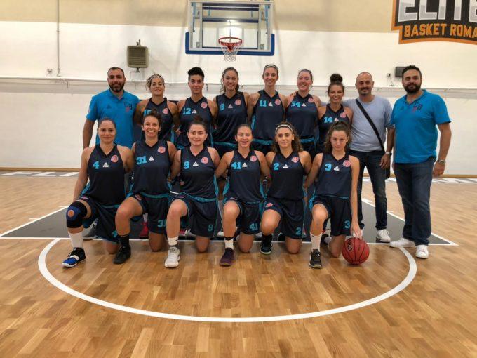 Club Basket Frascati (serie B/f), Giarrusso: «Partita dura con il Pass, ma l'abbiamo spuntata»