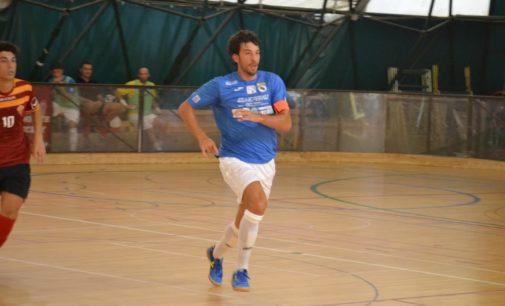Todis Lido di Ostia Futsal (A2), capitan Barra: «Vorrei imitare De Santis e Fred vincendo un campionato»
