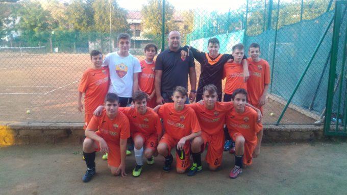 """As Roma Futsal, un """"pezzo di giovanili"""" al Peter Pan di Castelverde con mister Scaloni"""