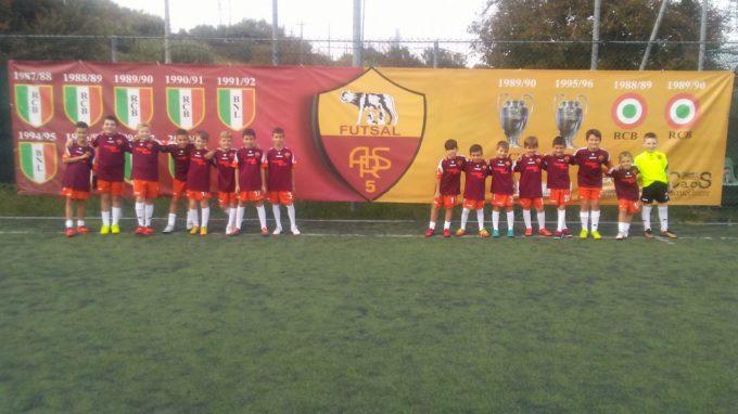 """As Roma Futsal, Fabrizio Davide presenta le giovanili del centro """"Manianpama"""" di Setteville"""