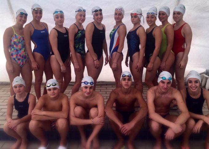 Tc New Country Club Frascati (nuoto), Tavelli presenta il settore agonistico: «Un gruppo unito»
