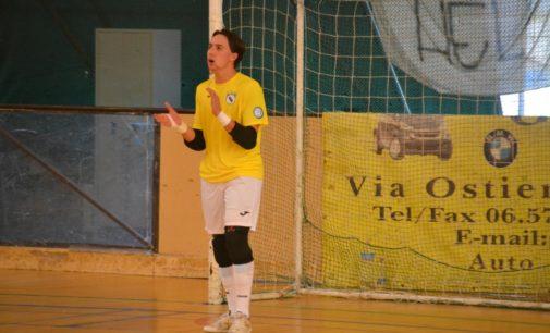 Todis Lido di Ostia Futsal (A2), Cerulli: «Quattro punti di ritardo dall'Ortona? E' lunga…»