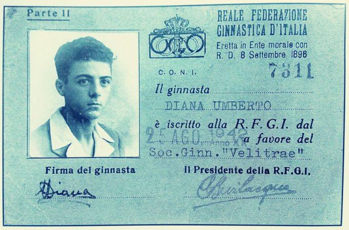 Il presidente della Velitrae ricorda il socio benemerito Umberto Diana