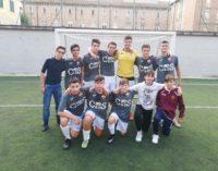 As Roma Futsal, buona la prima dell'Under 17. Caracciolo: «Possiamo fare una buona stagione»