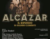 SIPARIO APERTO.  Presenta  ALCAZAR – IL RIFUGIO