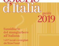 I riconoscimenti della guida Osterie d'Italia 2019 in Lazio