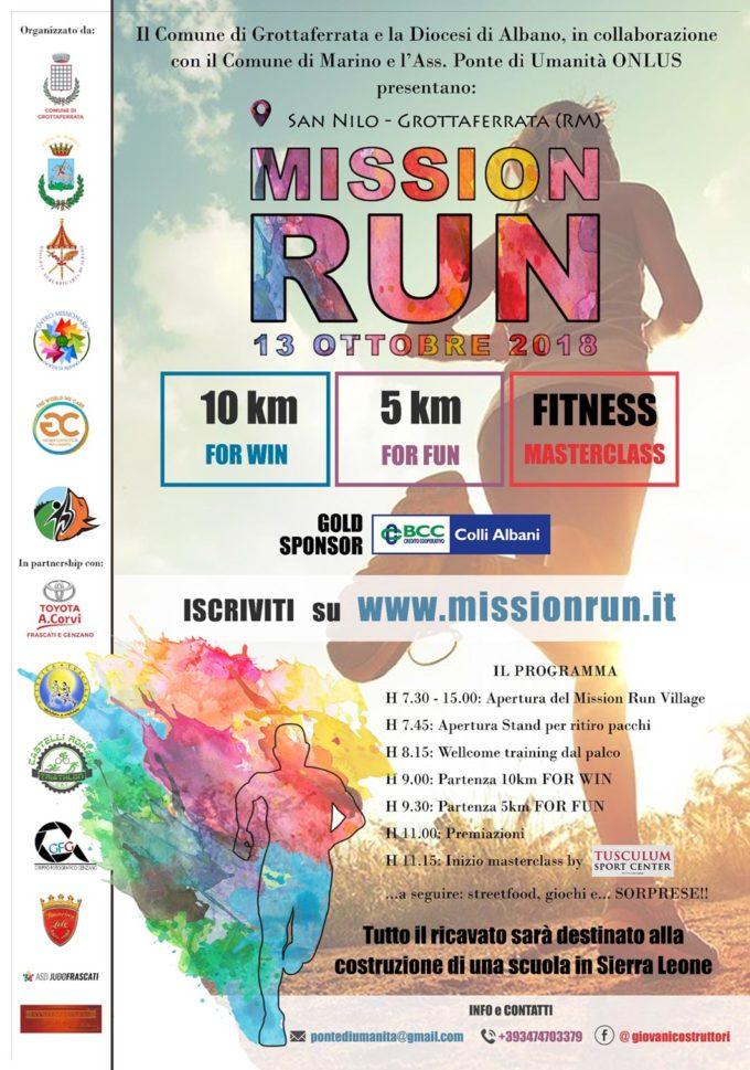 MISSION RUN