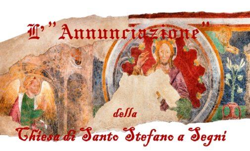 """Segni (Rm). """"L'annunciazione della Chiesa di S.Stefano"""". Sala Pio XI- Cattedrale S.Maria Assunta. Sabato 27 ottobre 2018, ore 11.00"""