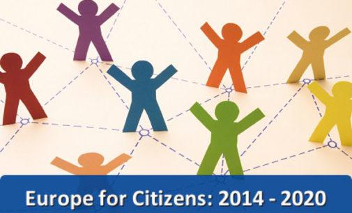 Europa per i cittadini: le scadenze del 2019