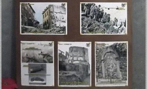 Frascati ospita una sezione dedicata al bombardamento di Monte Compatri