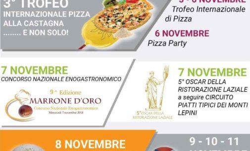 3 edizione del Festival della Gastronomia dei Monti Lepini