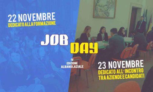 Albano Laziale: cerchi lavoro? Il 22 e 23 novembre torna il Job Day a Palazzo Savelli