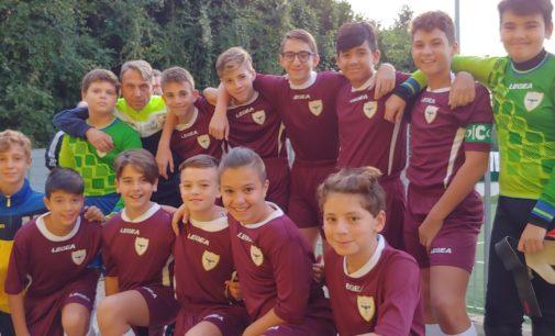 Football Club Frascati (Under 14 prov.), capitan De Mondi: «Dobbiamo giocare con più grinta»