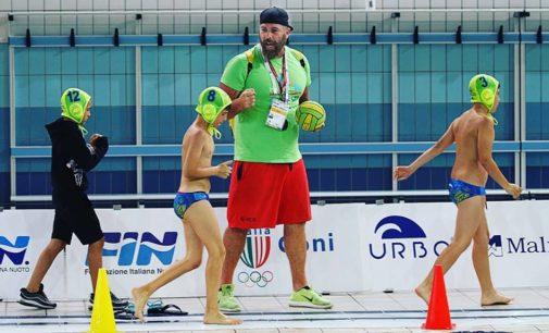 3T Frascati Sporting Village (pallanuoto), la prima squadra maschile riparte dalla serie C con Tincani