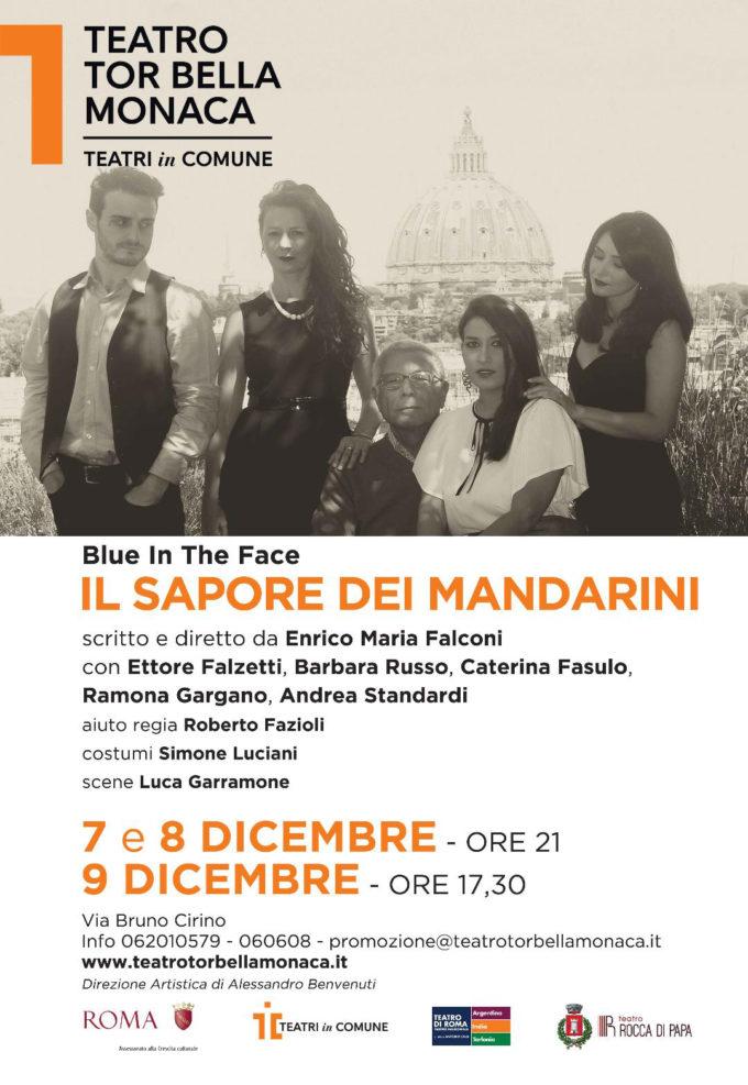 Teatro Tor Bella Monaca – Il sapore dei mandarini