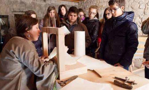 A Ragogna boom di prenotazioni per il Museo degli Amanuensi