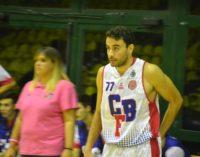 Club Basket Frascati (serie C Gold/m), Baruzzo: «Ad Aprilia la nostra miglior partita»