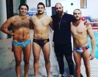 3T Frascati Sporting Village (pallanuoto), Tincani annuncia i primi sei arrivi per la serie C