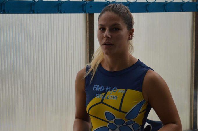 Verso Rapallo- F&D H2O Velletri: intervista a Sara Centanni