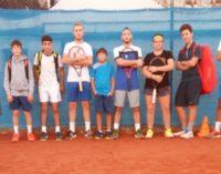 Tc New Country Club Frascati (tennis), l'agonistica e i suoi talenti nelle parole di Marte e Giudizi