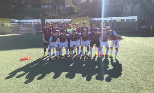 Football Club Frascati (Juniores reg. C), capitan Monti: «Aspettavamo questa prima vittoria»
