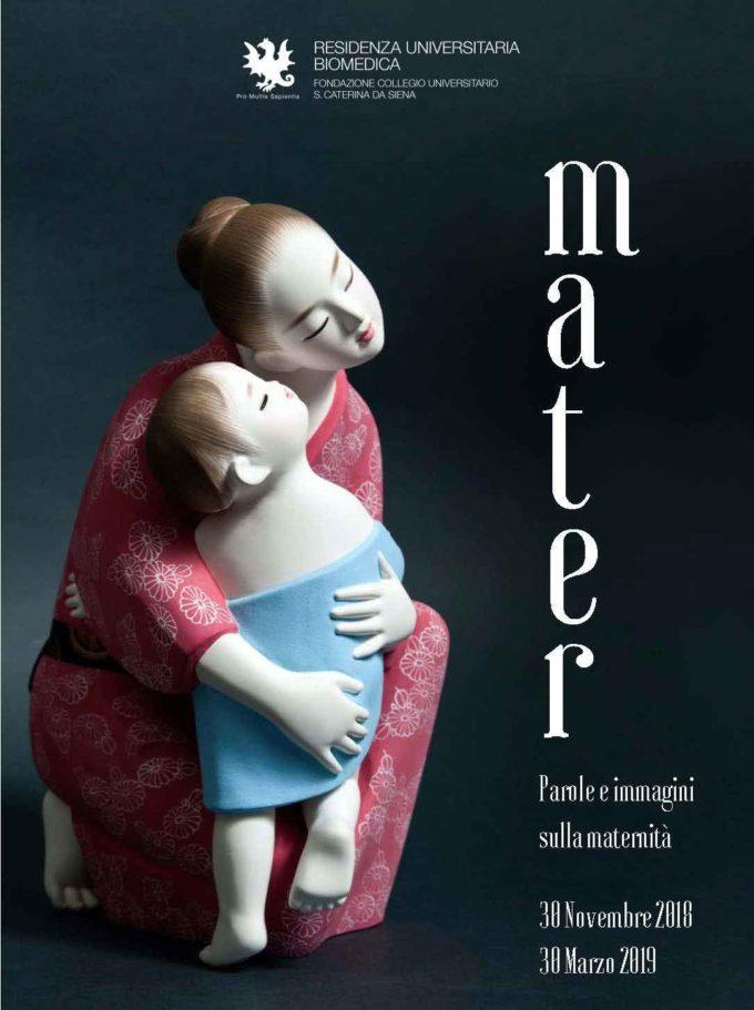 Mostra e ciclo di conferenze  MATER Parole e immagini sulla maternità