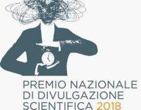 Premio Nazionale di Divulgazione Scientifica 2018 | Giancarlo Dosi VI edizione