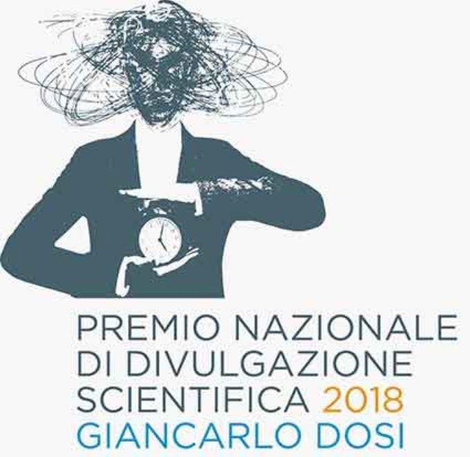 Premio Nazionale di Divulgazione Scientifica 2018   Giancarlo Dosi VI edizione