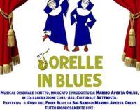 Marino: oltre 500 prenotazioni per il Musical di Natale 'Sorelle in blues'