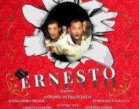 """Teatro Pagaso – """"L'importanza di chiamarsi Ernesto"""""""