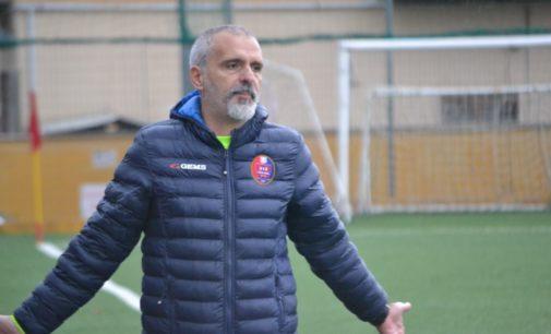 Gsd Casilina Bccr (calcio, I cat.), Piccirilli: «Ultima gara allarmante, ma ho fiducia nel gruppo»