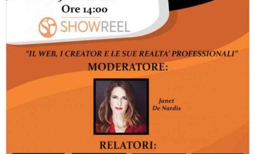 Roma Web Fest – Il web, i creator e le sue realtà professionali