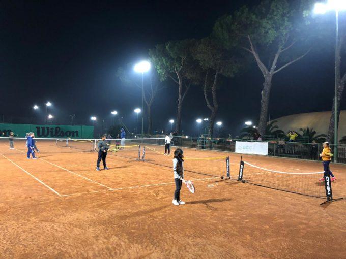 Tc New Country Club Frascati, la Milazzo e il settore del baby tennis: «Un gruppo numeroso»
