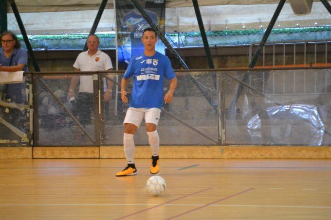 Todis Lido di Ostia Futsal (A2), Jorginho: «Che gioia andare avanti in Coppa della Divisione»