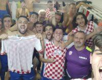 La Rustica (calcio), il ds Sbardella: «Il settore giovanile? Bilancio molto positivo finora»