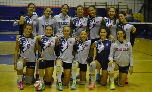 Volley Club Frascati, Boccuccia lancia l'Under 18 femminile: «Vogliamo le finali nazionali»