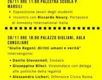 Labico – Settimana per Giulio Regeni