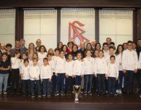 Scuola: l'Associazione O.A.S.I. di Cantù  conquista la prima posizione  nella competizione a livello europeo