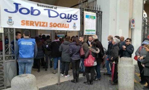 Albano Laziale, Job Day: circa 700 candidati per oltre 450 colloqui di lavoro a Palazzo Savelli