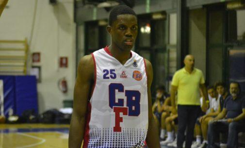 Club Basket Frascati (C Gold/m), Okereke: «Noi forti, ma dobbiamo tenere alta la concentrazione»