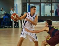 San Nilo Grottaferrata (basket, C Gold), Rossi: «La vittoria con la Fortitudo ci dà consapevolezza»