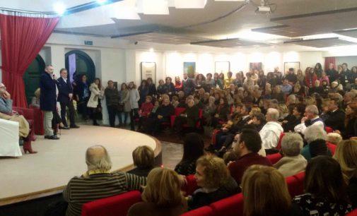FRANCESCO PORCARI in memoria  L'intera comunità corese riunita nel ricordo del compianto artista